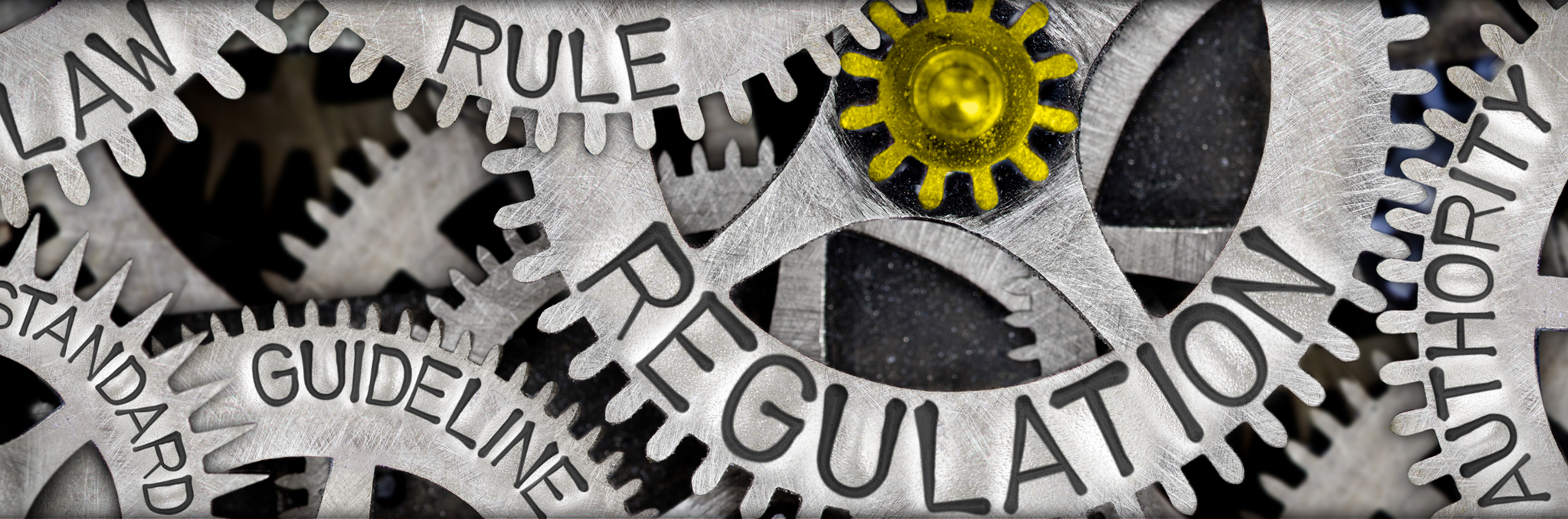 Compliance Regulation Gears